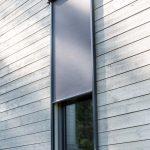 Zip Screen er godt egnet også til smale og høye vinduer