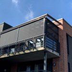 Zip Screen på balkong